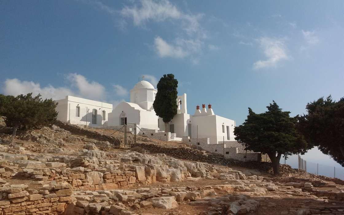 Island tour of Sifnos